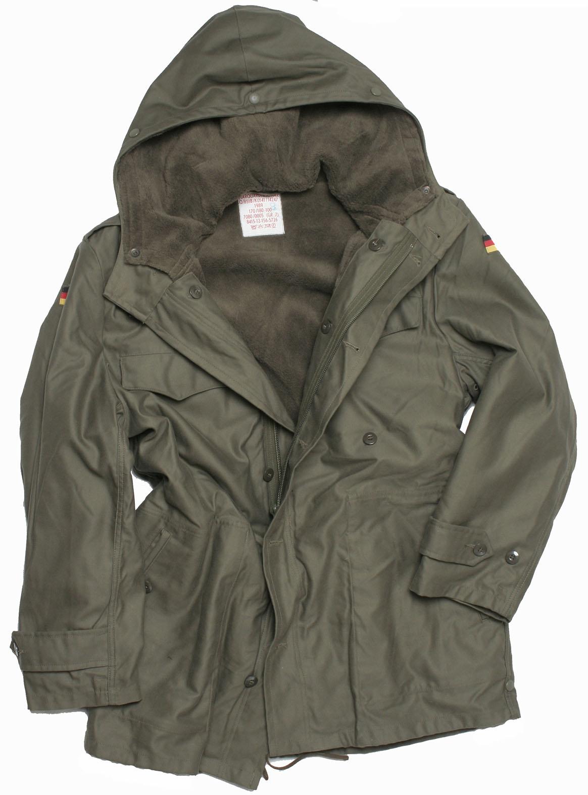 Купить Куртку Зимнюю Германия