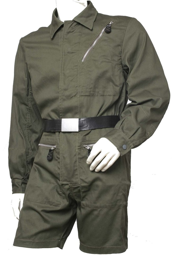 Knochensack graugrün 2. Modell - www.zenker-militaria.de